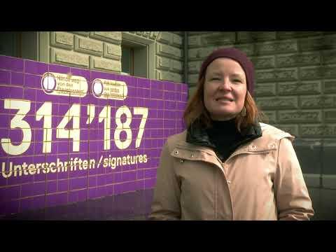 Pas touche aux rentes des femmes ! 314 187 signatures transmises